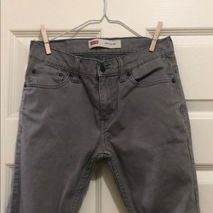 Levi 511 boys slim pants 14 regular